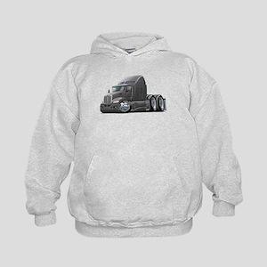 Kenworth 660 Grey Truck Kids Hoodie
