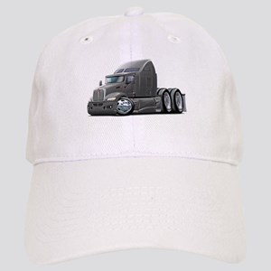 Kenworth 660 Grey Truck Cap