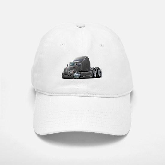 Kenworth 660 Grey Truck Baseball Baseball Cap
