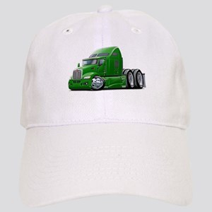 Kenworth 660 Green Truck Cap