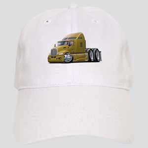 Kenworth 660 Gold Truck Cap