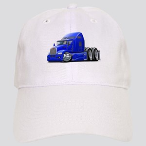 Kenworth 660 Blue Truck Cap