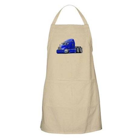 Kenworth 660 Blue Truck Apron