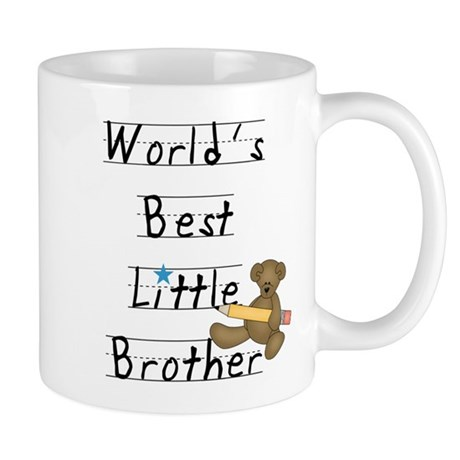 Bear Little Brother Mug