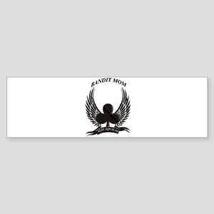 Bandit Mom's Sticker (Bumper)