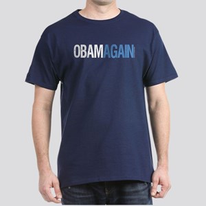 ObamAgain Dark T-Shirt