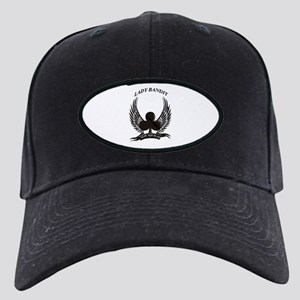 Lady Bandits Black Cap