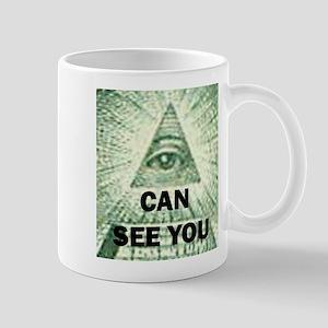 I CAN SEE YOU Mug