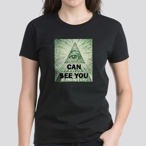 I Can See You Women's Dark T-Shirt