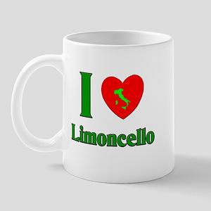 I Love Limoncello Mug