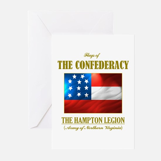 The Hampton Legion Greeting Cards (Pk of 10)
