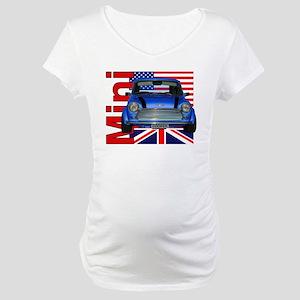 Mini Flags 2 Maternity T-Shirt