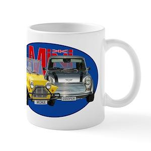 Mini Moke Mugs - CafePress