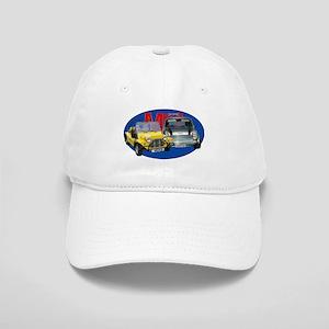 Mini-Moke Oval Cap