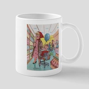 Supermarket Mommy Mug
