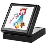 Prince Baby-Boy Keepsake Box