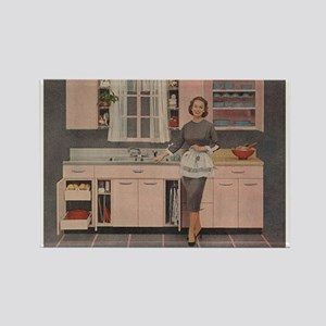 Happy Housewife Magnet