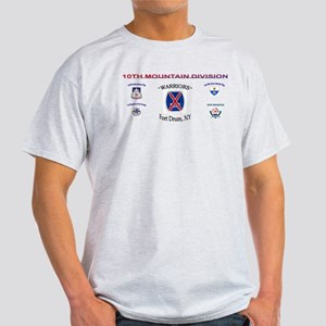 10th Mount Div 1BCT Light T-Shirt