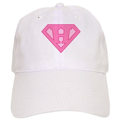 Super Pink H Logo Cap