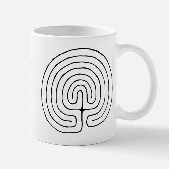 Unique Labyrinth Mug