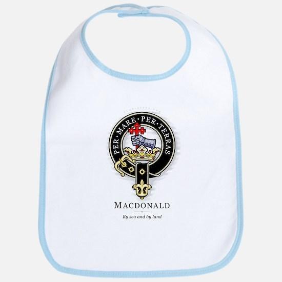Clan MacDonald Bib
