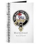Clan MacDonald Journal