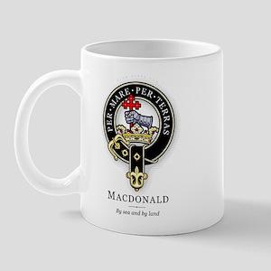Clan MacDonald Mug