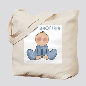 Baby Brother Tote Bag