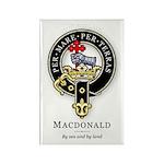Clan MacDonald Rectangle Magnet (10 pack)