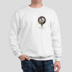 Clan MacDonald Sweatshirt