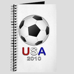 Soccer USA 2010 Journal