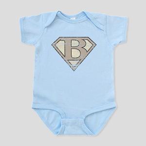 Super Vintage B Logo Infant Bodysuit