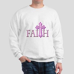 Woman of Faith Sweatshirt