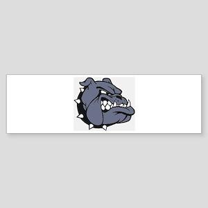 BULLDOG Sticker (Bumper)