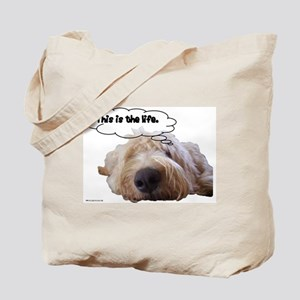 This is the life. Tote Bag