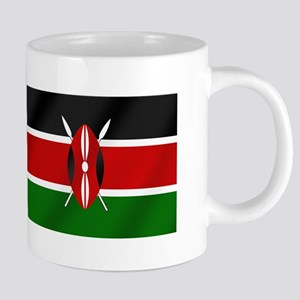 Flag of Kenya 20 oz Ceramic Mega Mug
