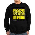 Made Divorce Sweatshirt (dark)