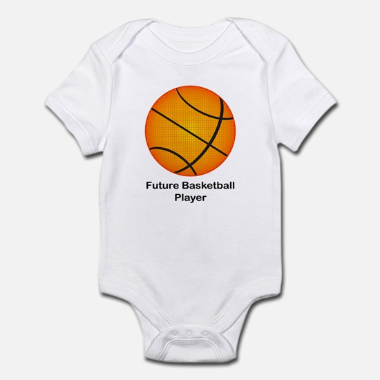 Future Basketball Infant Bodysuit