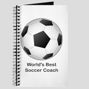 World's Best Soccer Coach Journal