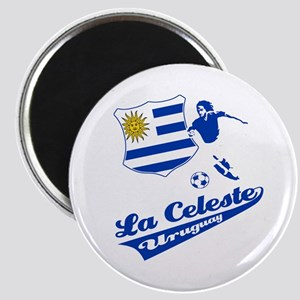 Uruguayan soccer Magnet