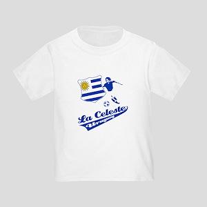 Uruguayan soccer Toddler T-Shirt