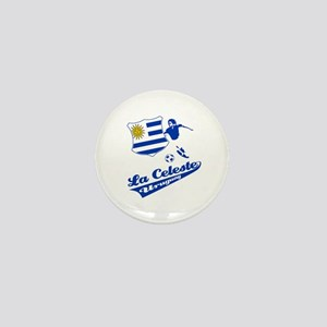 Uruguayan soccer Mini Button