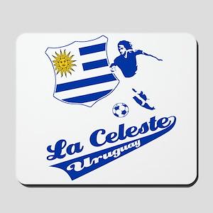 Uruguayan soccer Mousepad