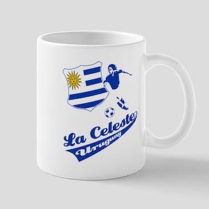 Uruguayan soccer Mug
