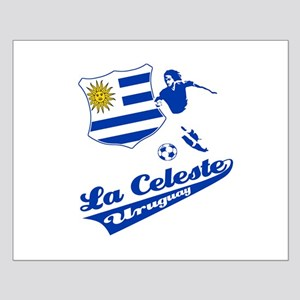Uruguayan soccer Small Poster