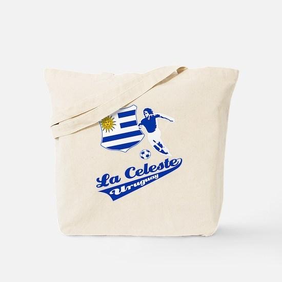 Uruguayan soccer Tote Bag