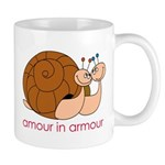 Amour In Armour Mug