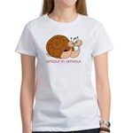 Amour In Armour Women's T-Shirt