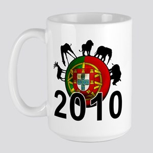Portugal World Cup Large Mug