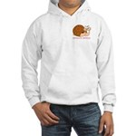 Amour In Armour Hooded Sweatshirt